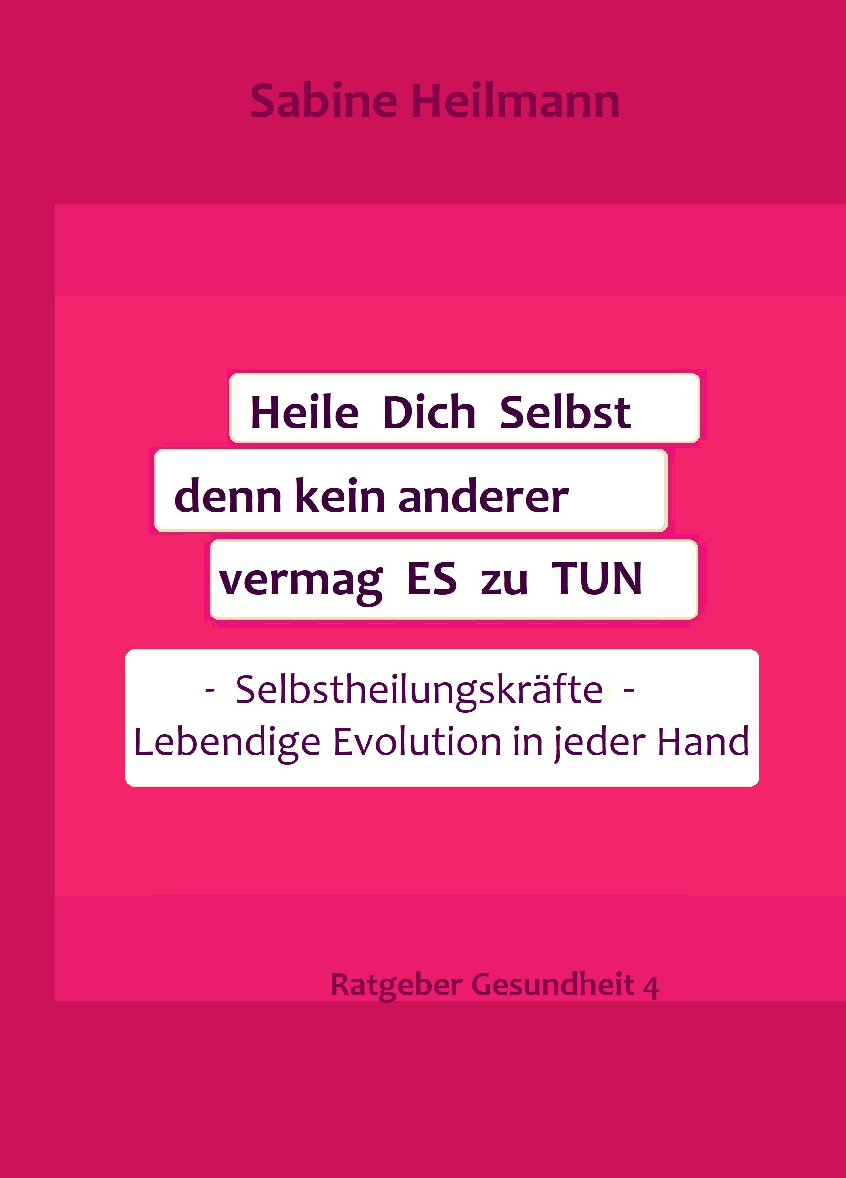 Heile dich selbst 2skal